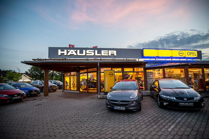 Standort Fürstenfeldbruck | Wartung und TÜV