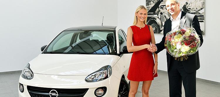 Opel Adam GNTM