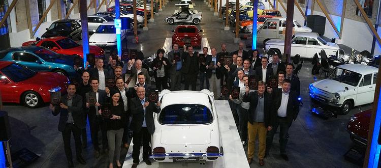 Auszeichnung Mazda