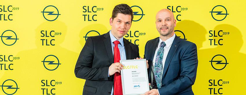 Auszeichnung Opel Martin Mohyla