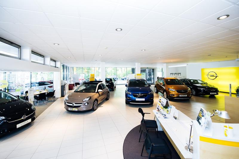 Standort Erding | über 700 Fahrzeuge im Bestand