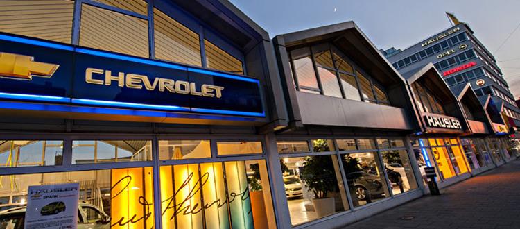 Häusler Chevrolet