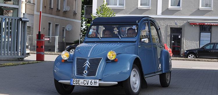 Citroën Eröffnungswochenende Häusler