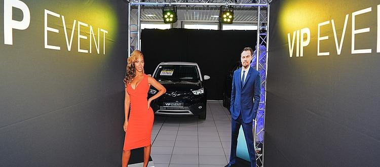 Opel VIP Event Feldkirchen Häusler
