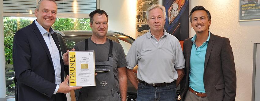 Opel Service Pokal Stockdorf