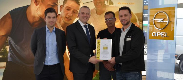 Opel Service Pokal 2017