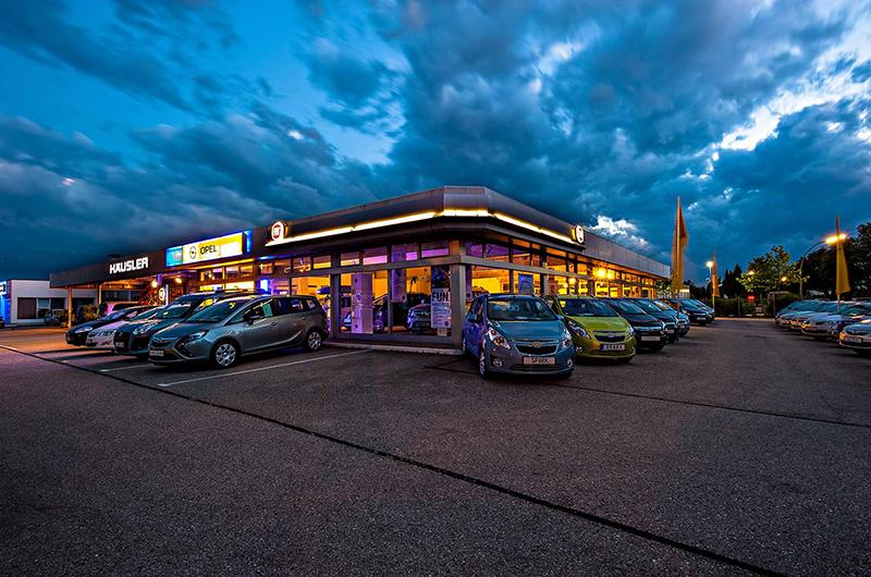 Autohaus Häusler, Freising