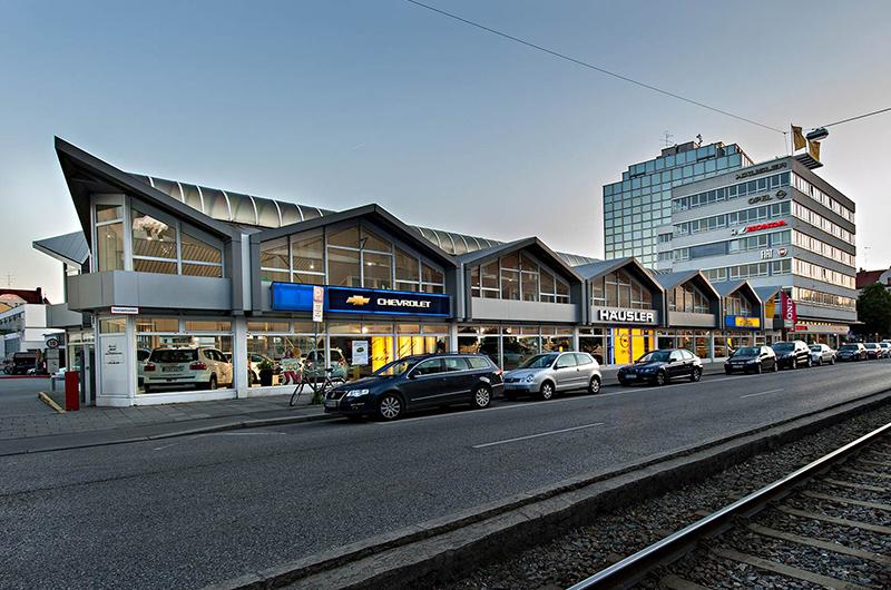 Autohaus Häusler, München