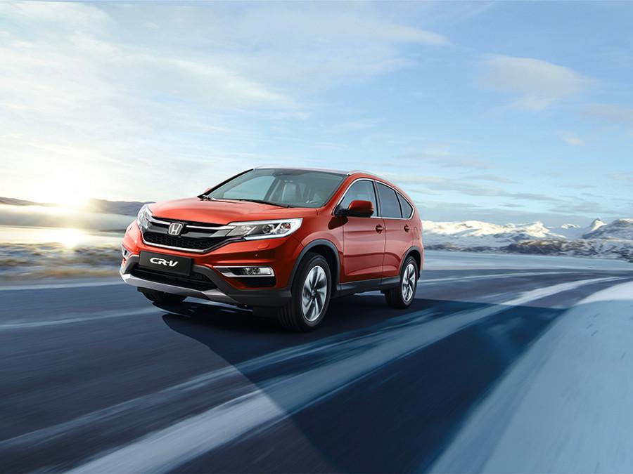 Gewerbekunden-Angebote Honda