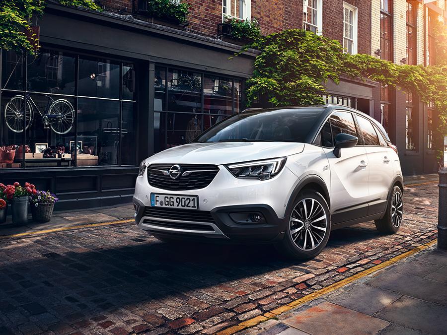 Gewerbekunden-Angebote Opel