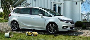 Fahrzeugangebote der Marken Opel, Mazda, Honda, Fiat, Abarth