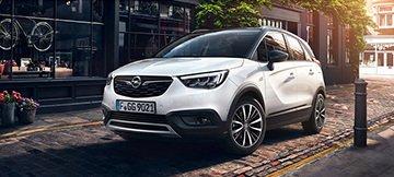 Neufahrzeuge der Marken Opel, Mazda, Honda, Fiat, Abarth