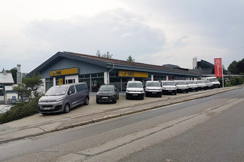 Häusler Standort Bad Tölz