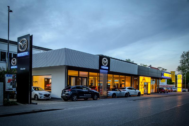 Standort Erding | Opel, Mazda