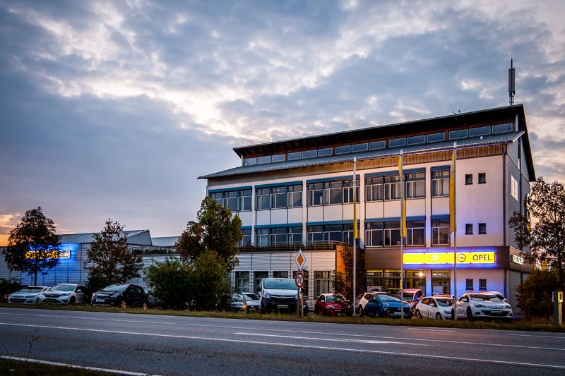Standort Feldkirchen | Opel und Honda