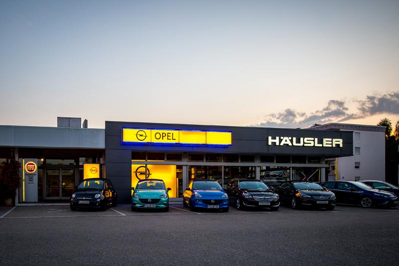 Standort Freising | Opel, Fiat