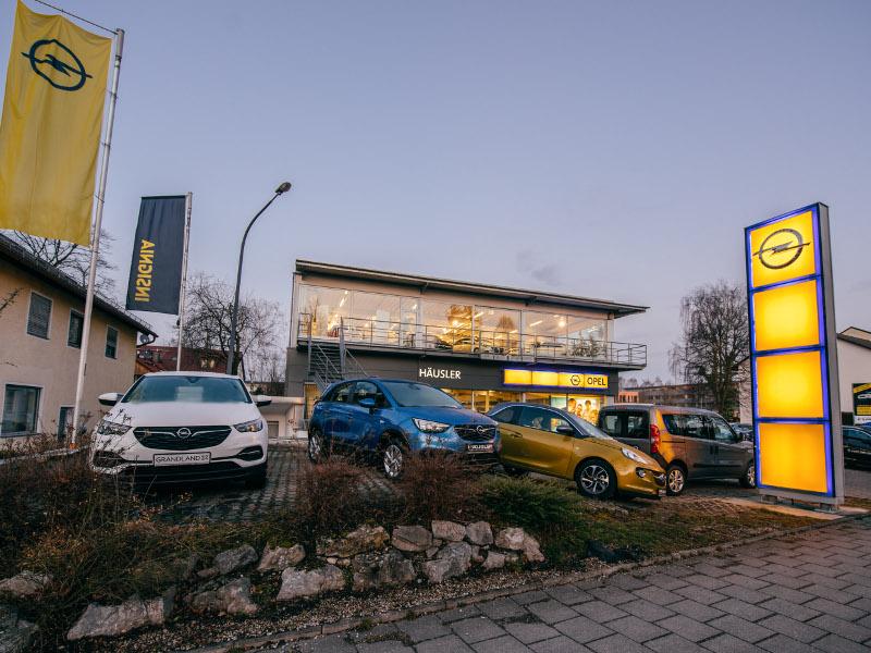 Standort Gröbenzell
