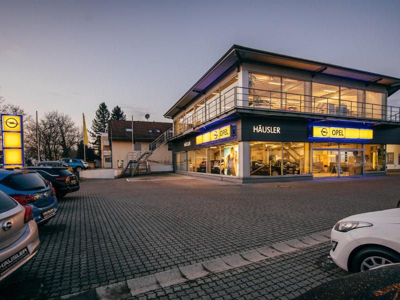 Standort Gröbenzell | Werstatt