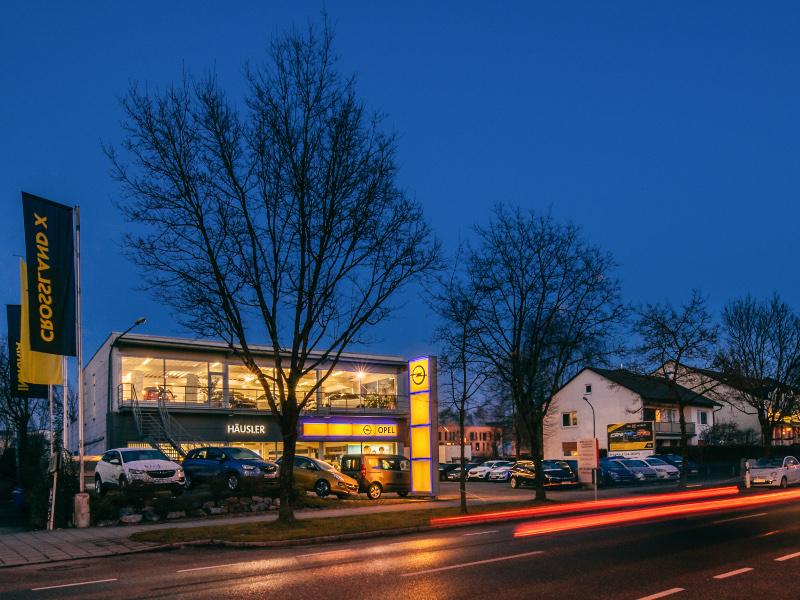 Standort Gröbenzell | Opel