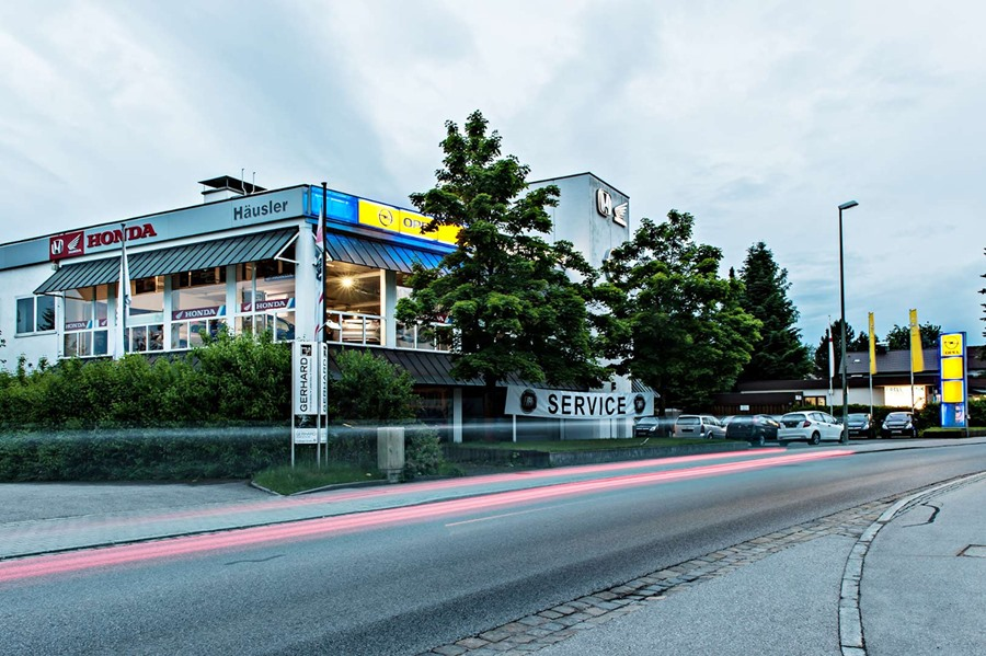 Opel Standort Stockdorf