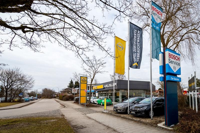 Standort Neubiberg | Werkstatt und Service