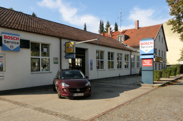 Bosch Car Service Nymphenburg