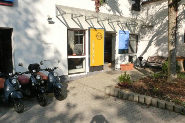 Häusler Standort Nymphenburg