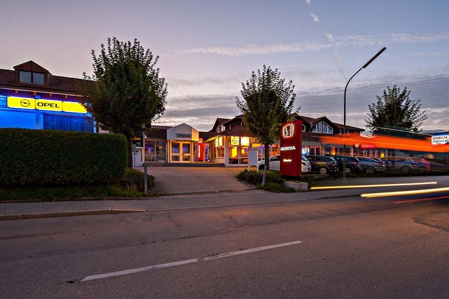Opel Standort Starnberg / Söcking