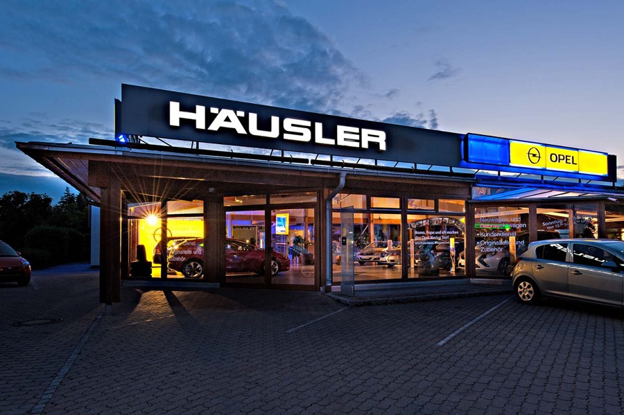 Mazda Standort Fürstenfeldbruck