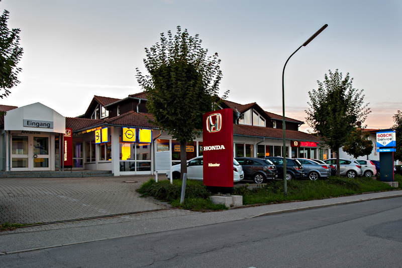 Standort Starnberg / Söcking | Opel, Honda