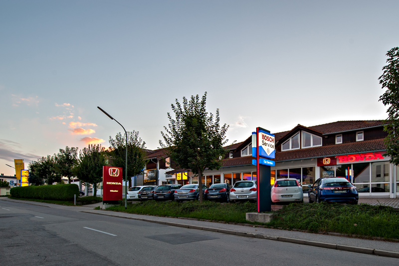 Standort Starnberg / Söcking | Werkstatt und Service