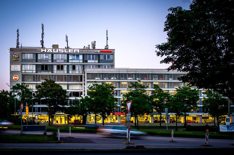 Häusler München | Werkstatt und Service