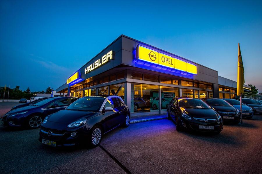 Opel Standort Freising