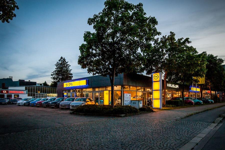 Opel Standort Berg am Laim