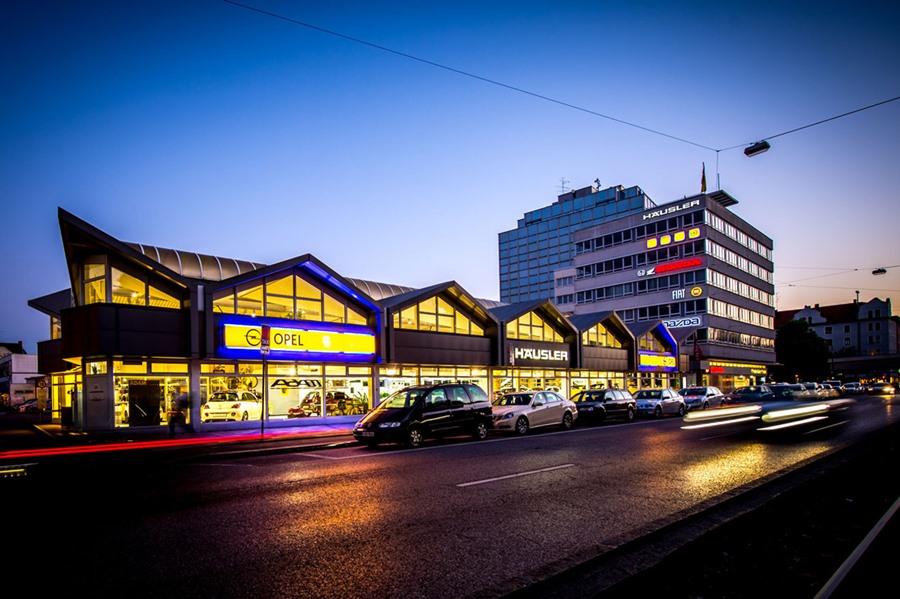 Chevrolet Service München - Zentrale