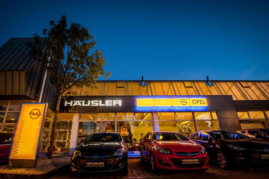 Opel Standort Neuaubing