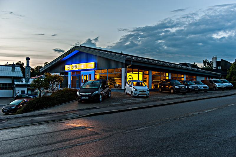 Standort Bad Tölz | Opel, Fiat, Chevrolet