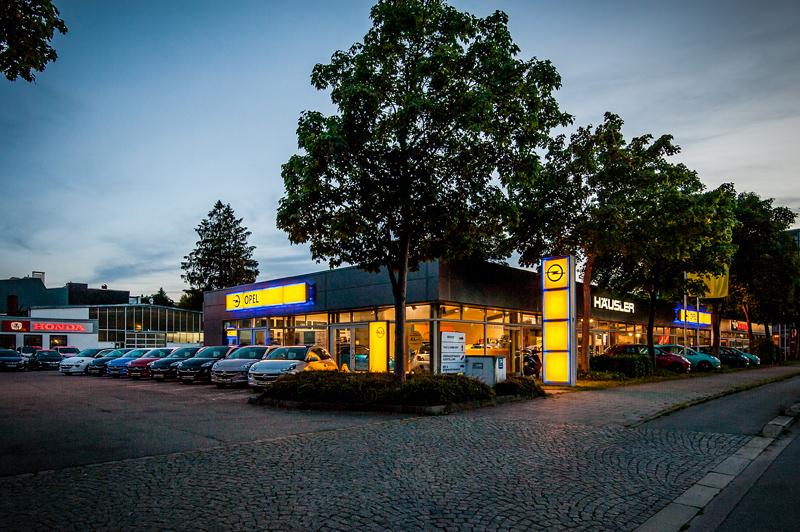 Standort Berg am Laim | Neufahrzeuge und Gebrauchtwagen