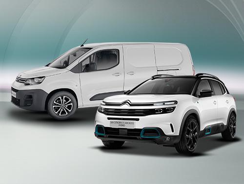 Gewerbeangebote Citroën