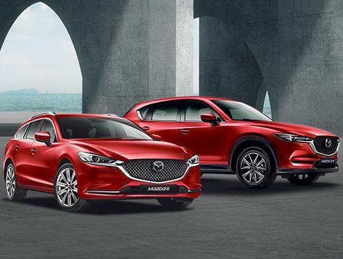 Mazda Online-Abverkauf