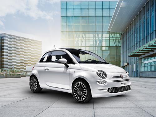 Fiat 500 1.0 Hybrid LOUNGE mit City-Paket als Tageszulassung