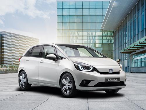 Honda Jazz Hybrid Comfort 1.5 i-MMD, Neuwagen