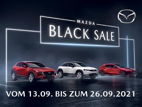 Mazda Black Sale!