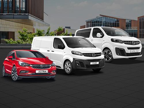 Opel Gewerbewochen