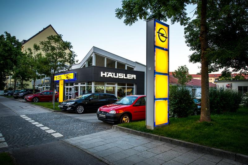 Standort Harlaching | Opel, Alfa Romeo, Honda
