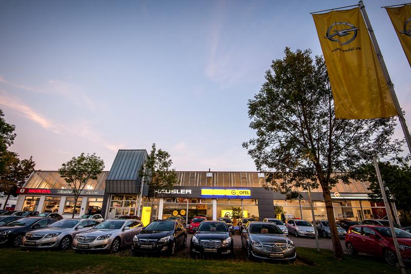 Standort Neuaubing | Opel, Fiat und Honda