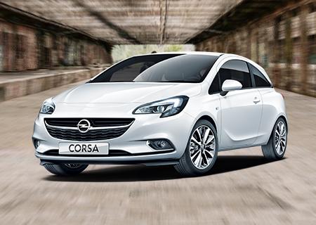 Opel Corsa 3-Türer